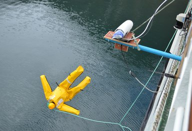 Man Overboard testing