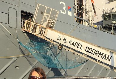 Joint Support Ship Karel Doorman