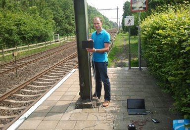 Martijn Train Radar